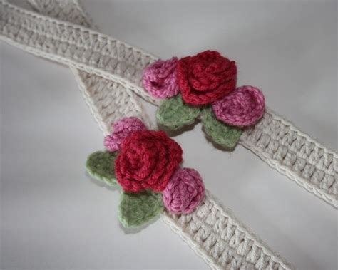 81 best images about crochet curtain tie backs on