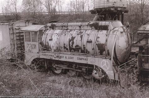 pennsylvania power and light a pennsylvania power light fireless steam engine