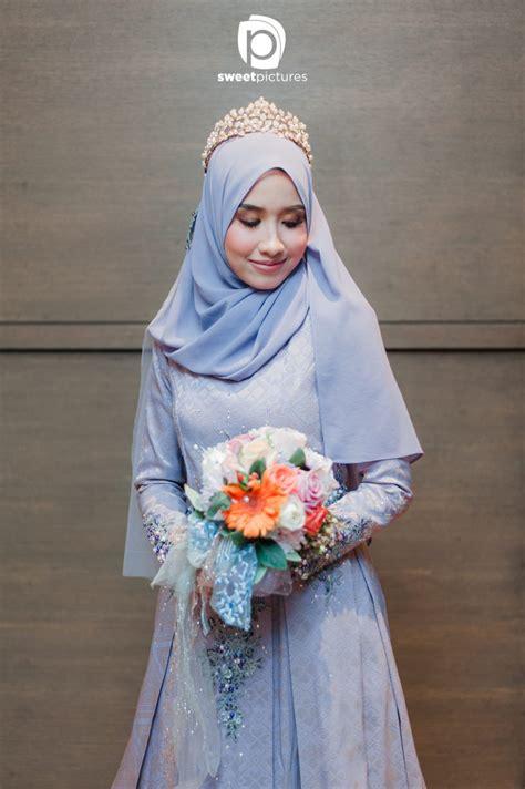 koleksi baju pengantin songket  trending
