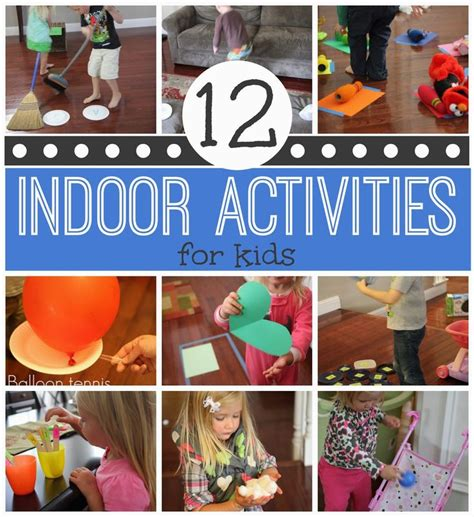 12 active indoor activities for videogames kid and 315   b1da06bb833cee31946895feb40d5db7