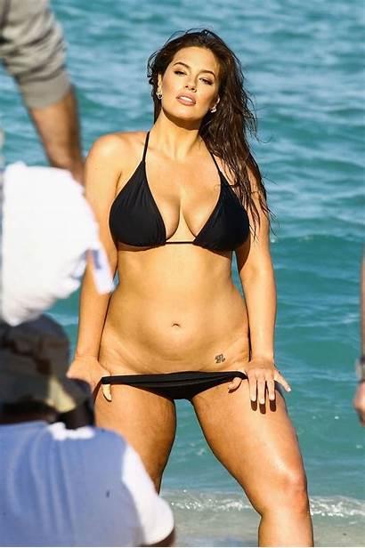 Ashley Graham Nude Fanpop Miami Celebrity Photoshoot