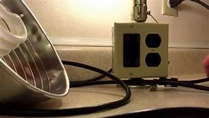 Proving Pinterest Pins DIY Lamp Outlet USB Charging