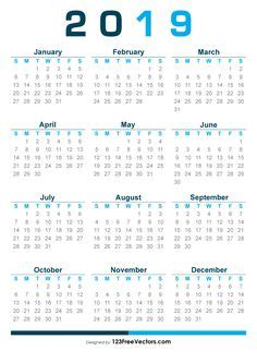 printable yearly calendar vertexcom