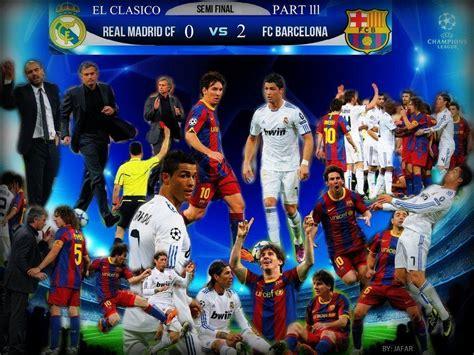 Real Madrid Vs Barcelona Wallpapers - Wallpaper Cave
