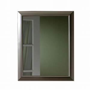 Shop Broan 15-in x 19-in Brushed Nickel Metal Surface