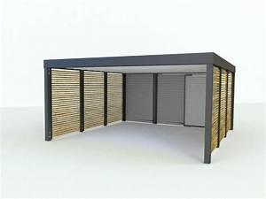 Vordach Bausatz Stahl : die 25 besten ideen zu carport metall auf pinterest carport aus metall pergola metall und ~ Whattoseeinmadrid.com Haus und Dekorationen