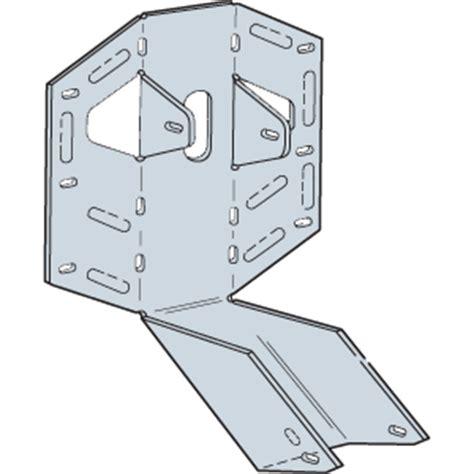 lsulssu skewable  slopeable joist hangers diy