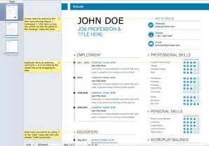 best modern resume templates modern resume exles