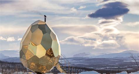 Solar Egg In Kiruna by Gogh And A Solar Egg In Copenhagen Standby Nordic