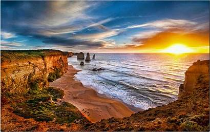 Wallpapers Sunrise Beach Morning Rising Sun Quotes