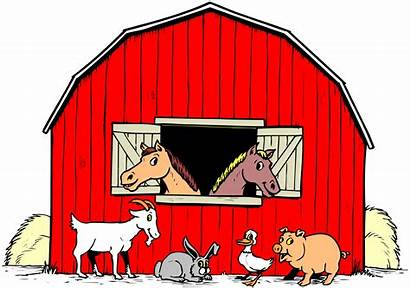 Cartoon Cliparts Farms Farm Animals