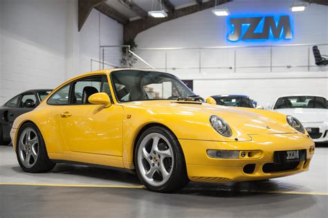 Porsche 993 Carrera Lhd In Speed Yellow For Sale
