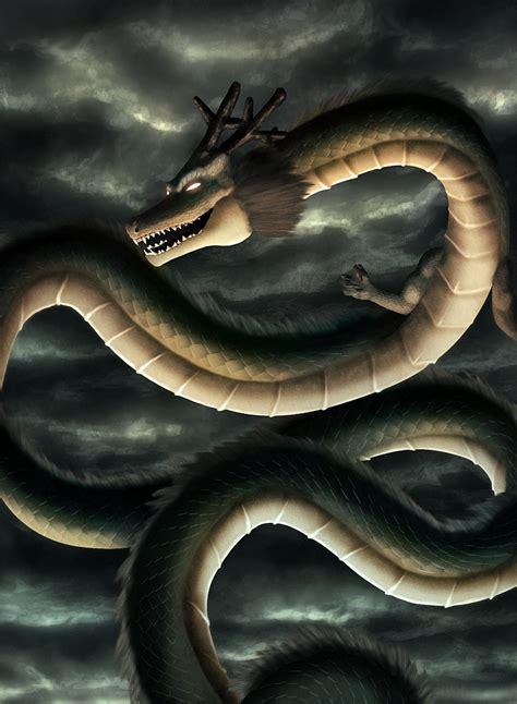visions   dragon god shenlong