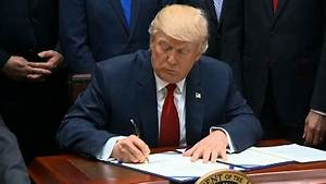 Trump signs VA reform bill, making good on a campaign ...