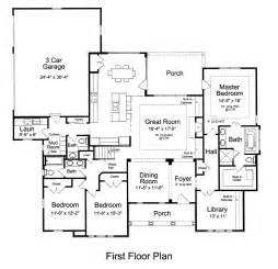 craftsman floorplans craftsman ranch house plan 92604