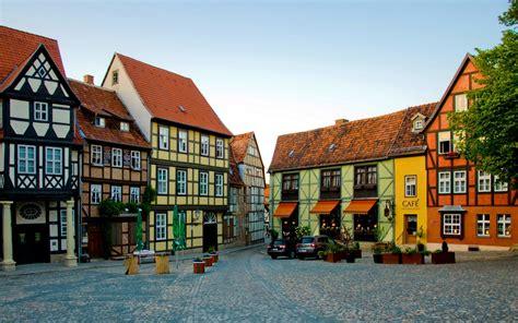 fondos de pantalla la casa de la ciudad alemana