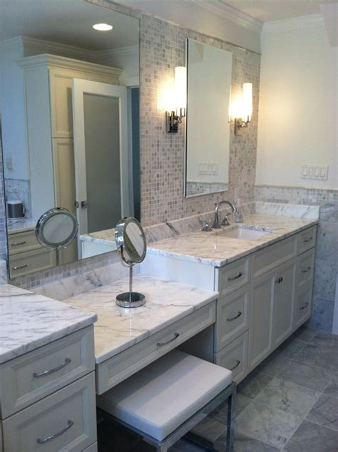 beautiful carrera master bathroom modern bathroom philadelphia  kitchen technology