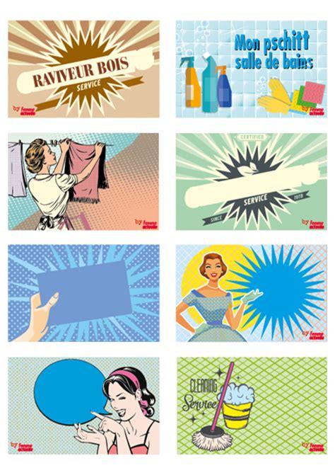 femmes actuelles cuisine etiquettes gratuites à imprimer pour vos produits ménagers