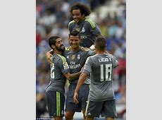 Espanyol 06 Real Madrid LIVE La Liga football RESULT
