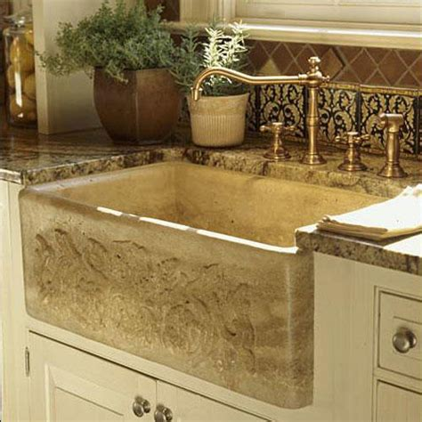 farm style sinks for kitchen farmhouse sinks with vintage charm southern living 8909