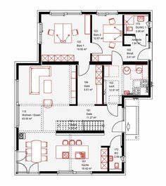 Okal Haus Typ 117 : doppelhaush lfte typ a erdgeschoss mit terrasse 74 85 m hauspl ne in 2018 pinterest ~ Orissabook.com Haus und Dekorationen