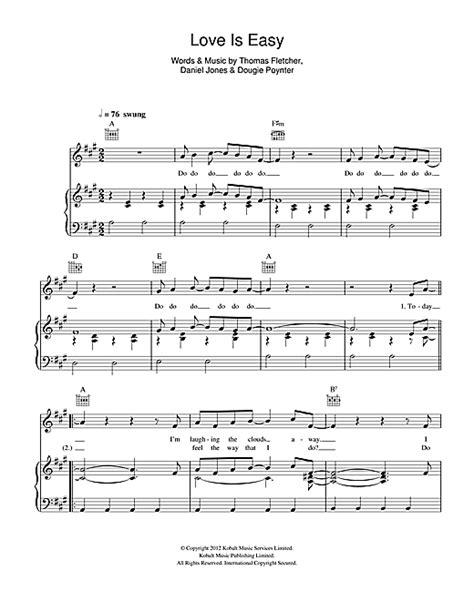Love is easy mcfly guitar tutorial video