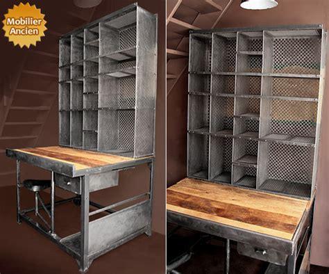 design industriel mobilier industriel meuble industriel