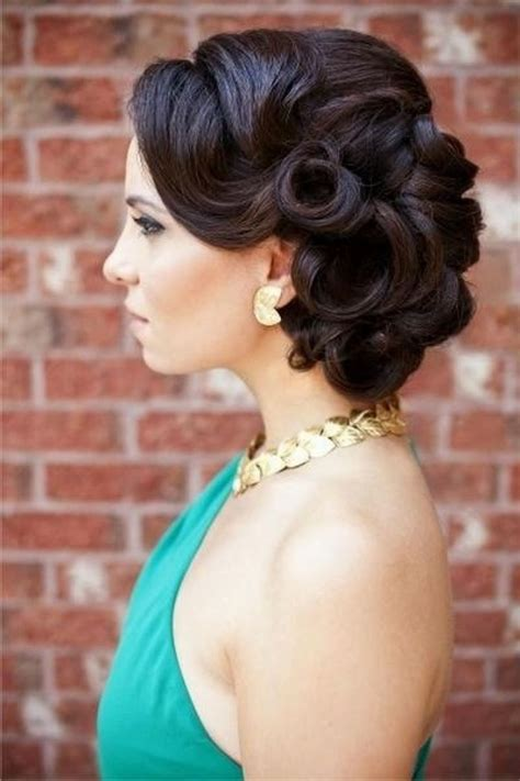 Best 25 Vintage Updo Ideas On Pinterest Vintage Bridal