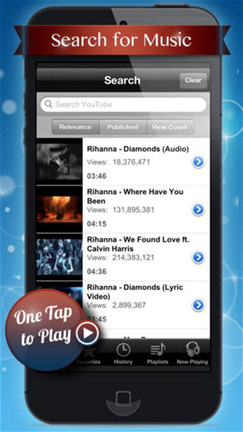 itube for iphone itube playlist management app for iphone review