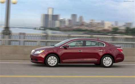 Buick Lacrosse 2011 by Buick Lacrosse 2011 Widescreen Car Image 10 Of 44