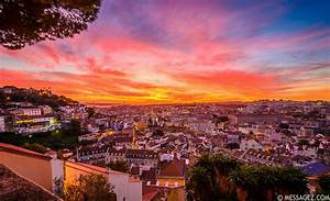 Best of Lisbon Viewpoints at Sunset Fine Art Photography ...