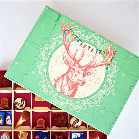 Make Your Own Advent Calendar Template by Diy Advent Calendar Template Next To Nicx