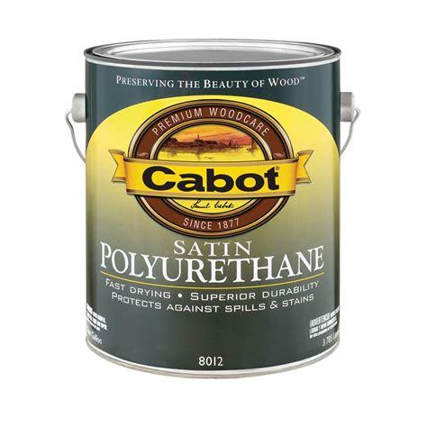 cabot oil based polyurethane lowes canada