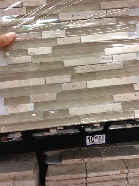 lowes backsplashes for kitchens kitchen backsplash tile at lowes neutral our house