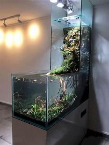 45 Big Aquarium Ideas That You Can Put In Living Room