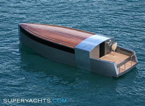Lamborghini Tender Boat by Philippe Starck Tender Impeccable Whatever Rock Your