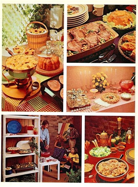 buffet cuisine vintage awesome buffet retro cuisine ideas design trends 2017
