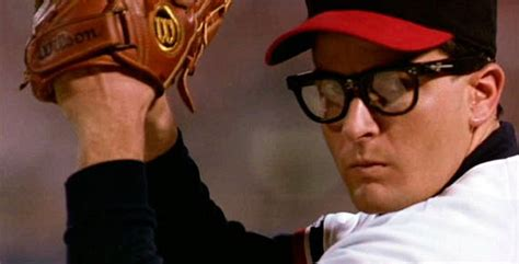 Charlie Sheen wants to relive Major League, throw first ...
