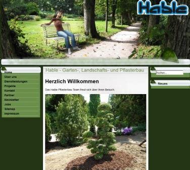 Gutachter Garten Und Landschaftsbau Berlin by Hable Pflasterbau Garten Landschaftsbau In R 246 Merstein