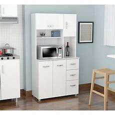 Shop Inval America Llc Laricina White Kitchen Storage