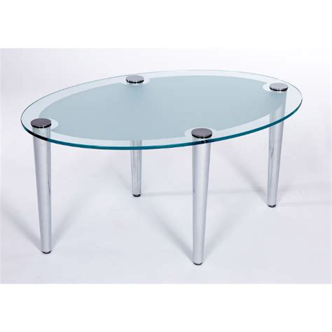 Charter Office Furniture  Glass Coffee Tables