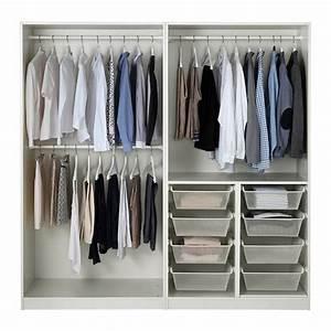 Begehbarer Kleiderschrank Ikea Pax : inneneinrichtung kleiderschrank ~ Orissabook.com Haus und Dekorationen