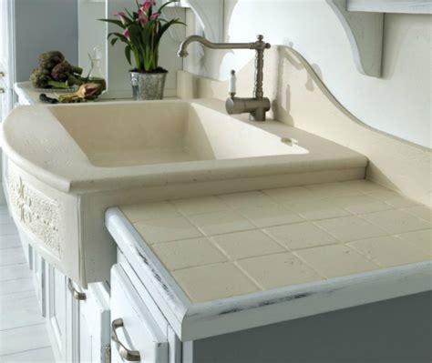 lavello cucina ceramica da appoggio lavelli per cucine muratura