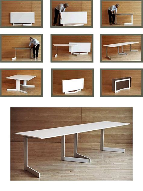 17 Furniture For Small Spaces   Folding dining tables & chairs