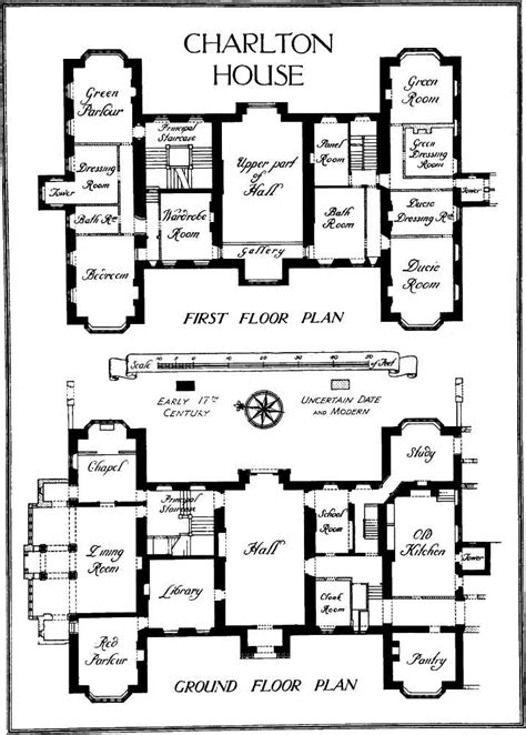 floor plans houses beautiful historic house plans on pinterest floor plans british history and house plans