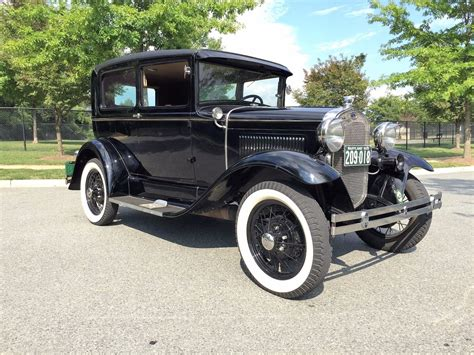 Model A Ford For Sale by 1930 Ford Model A Tudor Deluxe For Sale