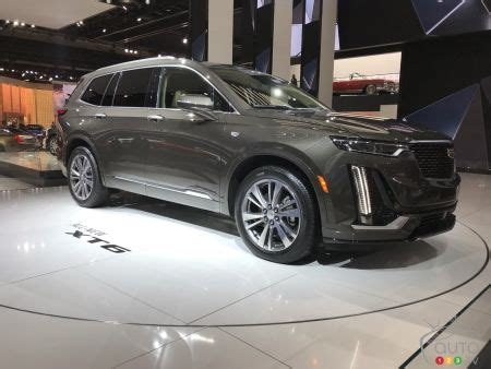 what will cadillac make in 2020 toronto 2019 2020 cadillac xt6 makes canadian debut car