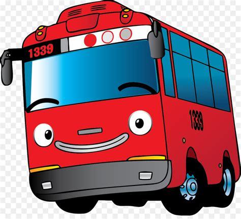 cartoon car png bus car motor vehicle mode of transport tayo png
