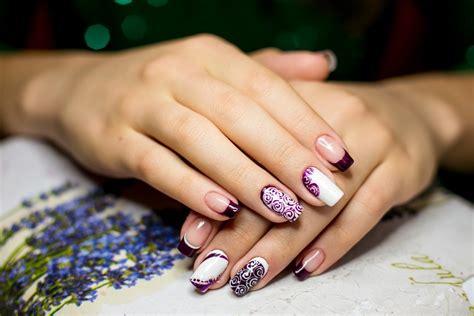new nail designs new years black nails designs