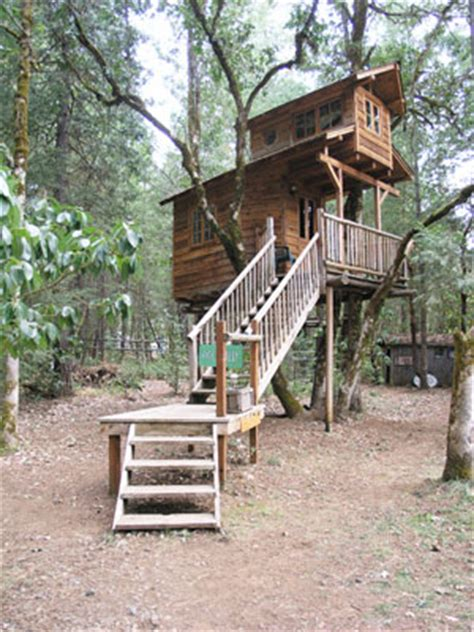 Out 'n' About Treehouse Resort Oregoncom